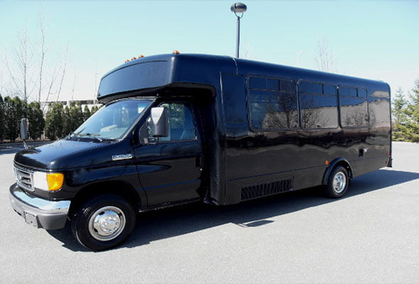 18 Passenger Party Buses Little-Rock