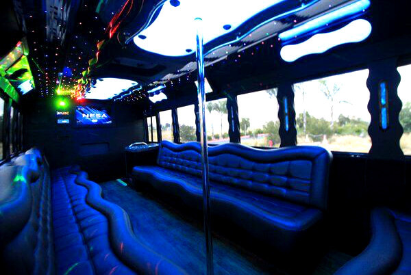 Party Bus For 40 People Little-Rock